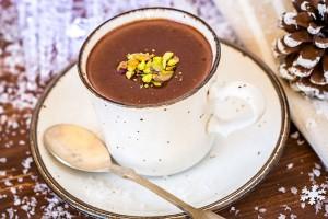 Nutellalı Sıcak Çikolata